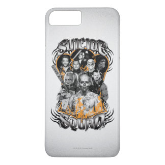 Suicide Squad | Task Force X Tribal Tattoo iPhone 7 Plus Case