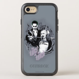 Suicide Squad | The Worst of The Worst OtterBox Symmetry iPhone 7 Case