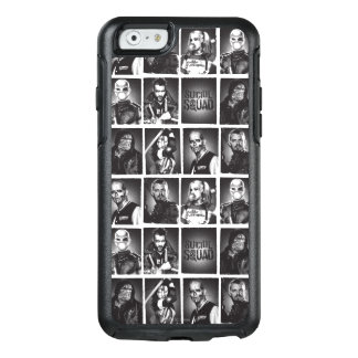 Suicide Squad | Yearbook Pattern OtterBox iPhone 6/6s Case