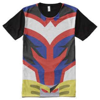 Suit All-Over-Print T-Shirt