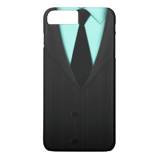 SUIT TUXEDO FOR HIM iPhone 7 PLUS CASE