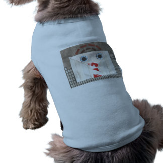 Suitcase Man Dog T-Shirt