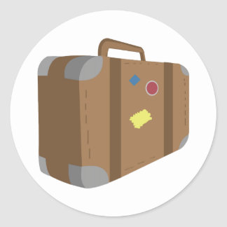 Suitcase Stickers