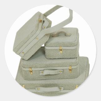 Suitcases1030609 copy round stickers