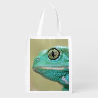 Sujet amphibie sacs d'épicerie