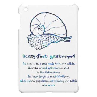 < sukerihutsuto (mother-of-pearl wind - blue > iPad mini cover