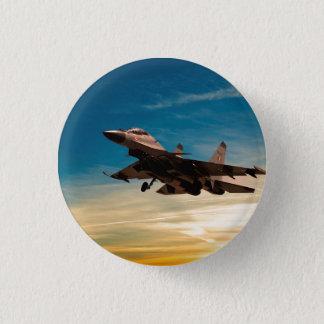 Sukhoi Su-30 Mark 1 1 Inch Round Button