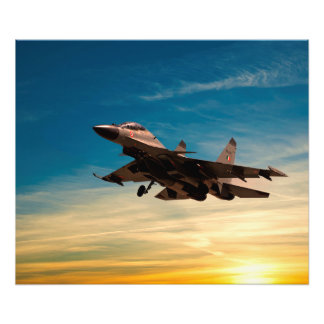 Sukhoi Su-30MKI Photo Print