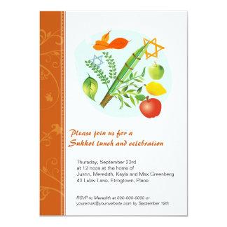 Sukkot Celebration Card