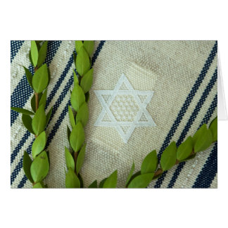 Sukkot filled with Happiness Card