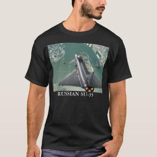SUKOI 35 RUSSIAN JET FIGHTER T-Shirt