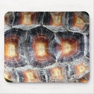 Sulcata Tortoise Shell Mousepad