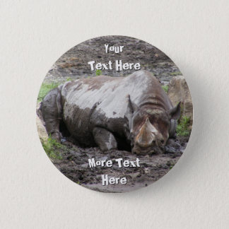 Sulking Rhino Button