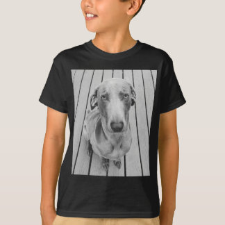 Sullen Weimaraner T-Shirt