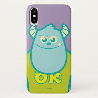 Sulley 2 iPhone x case