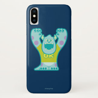 Sulley 3 iPhone x case