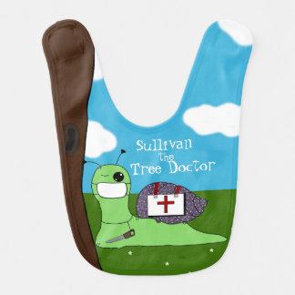 Sullivan the Tree Doctor Bib