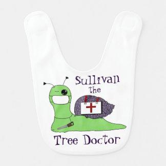 Sullivan the Tree Doctor Bibs