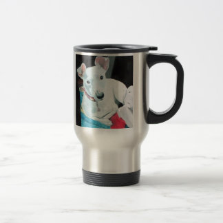 Sully the Jack Russell Terrier Travel Mug