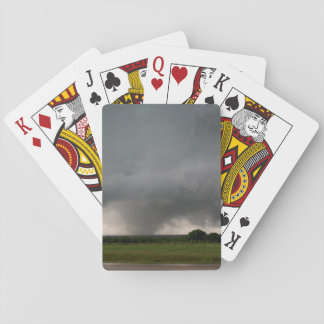 Sulphur, OK EF3 Tornado Playing Cards