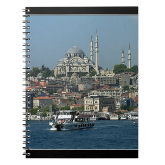Sultan Ahmed Mosque, Istanbul (Notebook) Spiral Notebook