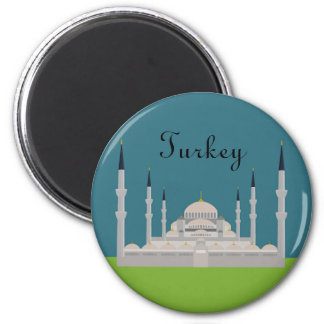 Sultan Ahmed Mosque Magnet