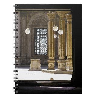 Sultan Ali mosque in Cairo Notebook