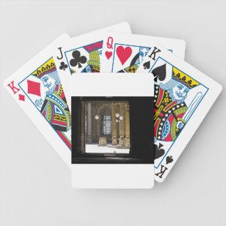 Sultan Ali mosque in Cairo Poker Deck