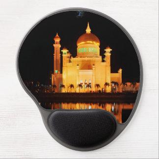 Sultan Omar Ali Saifuddin Mosque Gel Mouse Pad
