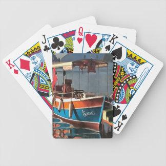 Sultan Taxi Boat Marmaris Poker Deck
