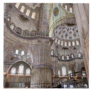 Sultanahmet Mosque in Istanbul Turkey Ceramic Tile