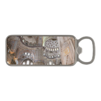 Sultanahmet Mosque in Istanbul Turkey Magnetic Bottle Opener