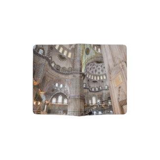 Sultanahmet Mosque in Istanbul Turkey Passport Holder