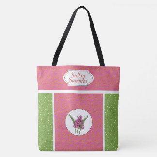 Sultry Summer Tote Bag