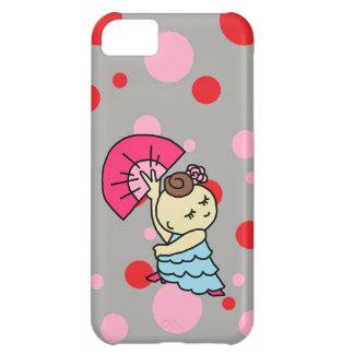sumahokesu (hard) abani child pink iPhone 5C case