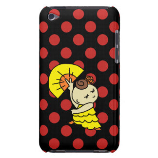 sumahokesu (hard) abani child yellow iPod touch covers