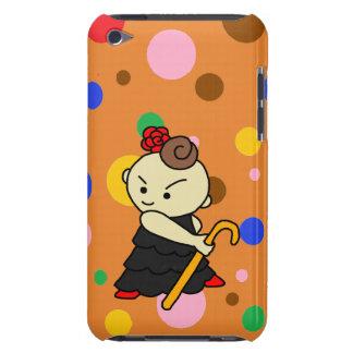sumahokesu (hard) bus child black barely there iPod cover