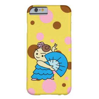 sumahokesu (hard) sense child blue barely there iPhone 6 case