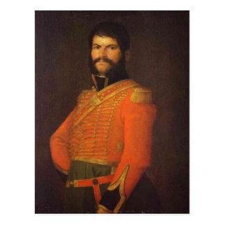 Sumario Espa?ol: Francisco de Goya. Juan Mart?n D? Postcard