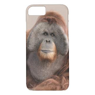Sumatran Orangutan (Pongo abelii) iPhone 7 case