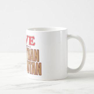 Sumatran Orangutan Save Coffee Mug