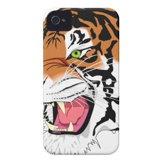 Sumatran Tiger iPhone 4 Case-Mate Cases