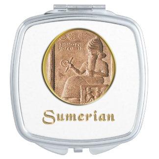 sumerian travel mirror