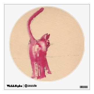 SUMI CAT WALL STICKER