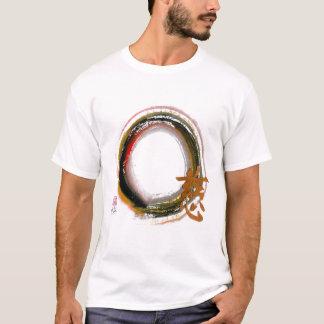Sumi-e Compassion Enso T-Shirt
