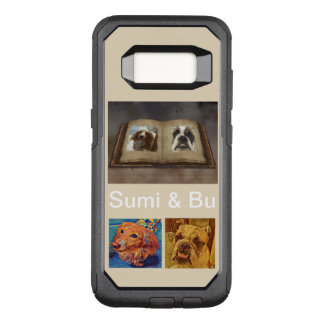 Sumibu OtterBox Samsung Galaxy S8 Commuter Series OtterBox Commuter Samsung Galaxy S8 Case