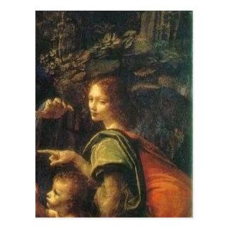 Summary Description Pormenor de Uriel em Madonna d Postcard