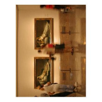 Summary Maja (Goya) La maja vestida La maja desnud Post Card
