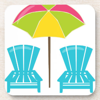 Summe rFun-Umbrella&Chairs. Coaster