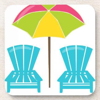 Summe rFun-Umbrella&Chairs. Coasters